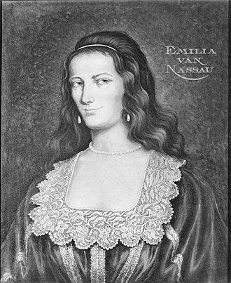 Manuel, Hereditary Prince of Portugal - Countess Emilia of Nassau