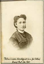 Emma Lundeqvist, porträtt - SMV - H5 196.tif