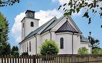 Emmaboda - Emmaboda Church
