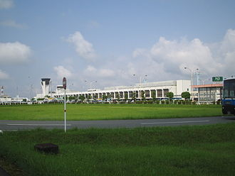 Kumamoto Airport - Image: En Kumamoto Airport 2007