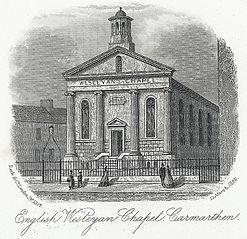 English Wesleyan Chapel, Carmarthen