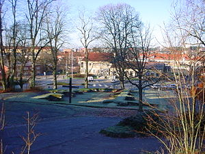 Enköping - Enköping in November 2008