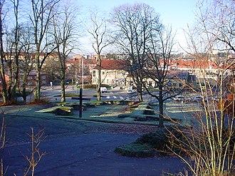 Enköping - Enköping in November 2008