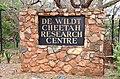 Entrance De Wildt Cheetah Research Centre, South Africa.jpg