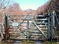Entrance To Scamadale Estate - geograph.org.uk - 772726.jpg