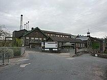 Entrance to James Cropper, Burneside Mills, Burneside (geograph 2164035).jpg
