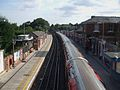 Epping station high southbound.JPG
