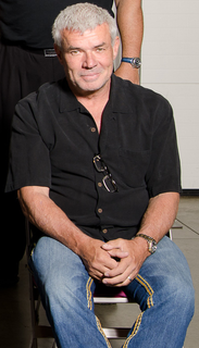 Eric Bischoff American professional wrestling booker/producer/on screen personality, entrepreneur, television producer