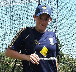 Erin Osborne Australian womens cricketer
