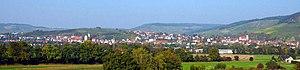 Erlenbach, Baden-Württemberg - Image: Erlenbach und Binswangen 20051016