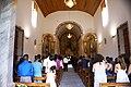 Ermida de Santo António do Monte, nave, Candelária, concelho da Madalena do Pico, ilha do Pico, Açores, Portugal.JPG