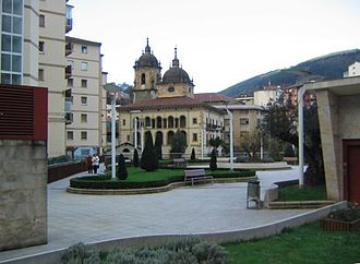 Ermua - The Valdespina Palace, now the Town Hall
