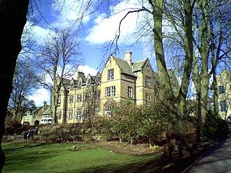 Ermysted's Grammar School - Image: Ermysteds