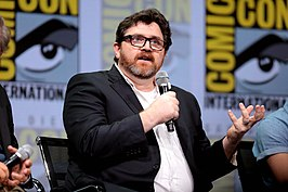 Ernest Cline op 2017 Comic-Con International, San Diego