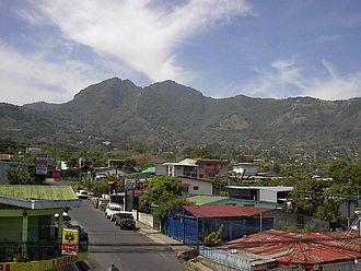 Cerros de Escazú - Image: Escazú, Costa Rica