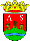 Coat of arms of Aspe