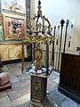 Espalion chapelle Pénitents dais procession Ste Ursule.jpg
