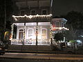 Esplanade Ave Xmas2013 Lights Greek Revival 2.JPG