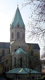 Essen Kloster Werden Dom Totale 1.jpg