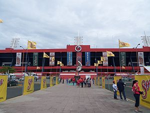 "Estadio Luis ""Pirata"" Fuente - Image: Estadio Luis Pirata Fuente"