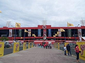"""Estadio Luis """"Pirata"""" Fuente - Image: Estadio Luis Pirata Fuente"""
