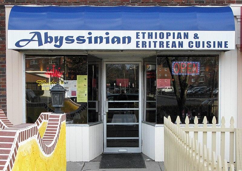 Ethiopian Restaurant West Bend Wisconsin