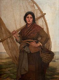 Eugénie Marie Salanson - The Shrimp Fisher.jpg
