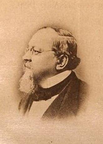 Eugen Freiherr von Gorup-Besanez - Eugen Freiherr von Gorup-Besanez