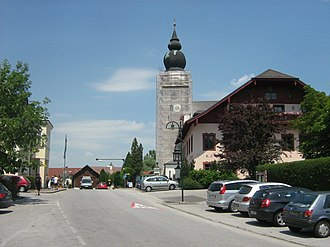 Eugendorf - Image: Eugendorf (Zentrum)