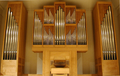 Eugene Oregon University Ahrend organ.png
