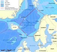 какое море в норвегии