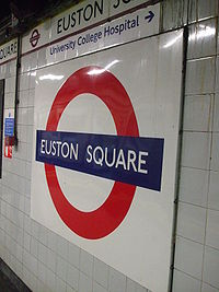 Euston Square stn roundel.JPG