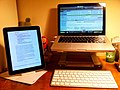 Evernote on iPad and MacBook.jpg