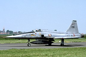 F-5 Freedom Fighter/Tiger II