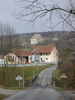 Minzier Commune in Auvergne-Rhône-Alpes, France