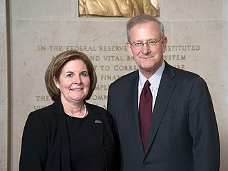 Federal Reserve Bank of Kansas City - Esther George and Thomas Hoenig