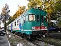 FS ALn 668.1208R, Stazione di Rovigo, deposito 02.JPG