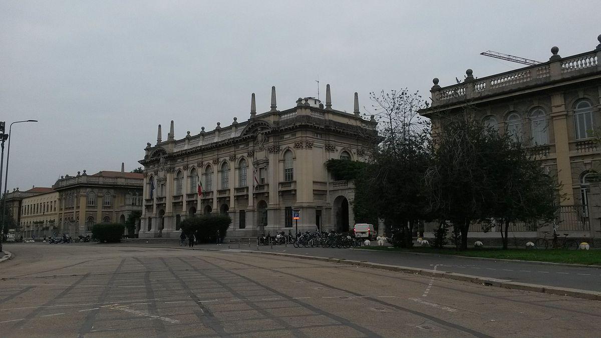 File:Facciata edificio PoliMi in Piazza Leonardo da Vinci, Milano.jpeg -  Wikipedia