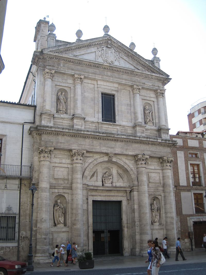 Fachada Angustias, Valladolid.jpg