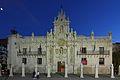 Fachada Universidad de Valladolid, restauración de los Leones (2016).jpg