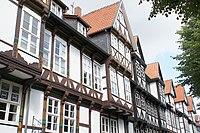 Wolfenb ttel wikipedia for Niedersachsisches fachwerk