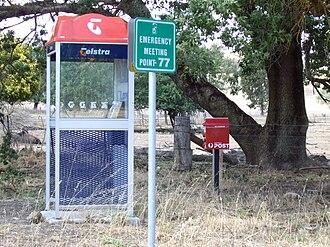 Carabost, New South Wales - Facilities at Carabost