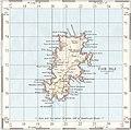 Fair Isle crop of Ordnance Survey One-Inch Sheet 4 Shetland, Published 1961.jpg