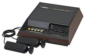 ROM cartridge - The Fairchild Channel F was the first video game console to feature games on interchangeable ROM cartridges.