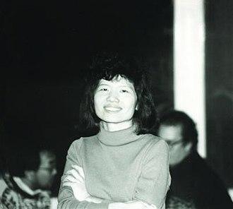 Fan Chung - Fan Chung in 1987.