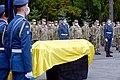Farewell ceremony for cadet Vitalii Vilkhovyi 05.jpg