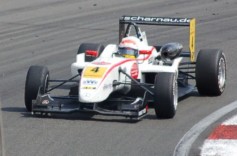 Felix Rosenqvist F3-2011