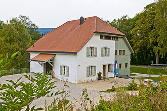 Fenin-Vilars-Saules - Historic Moulin (mill) de Bayerel in Fenin-Vilars-Saules
