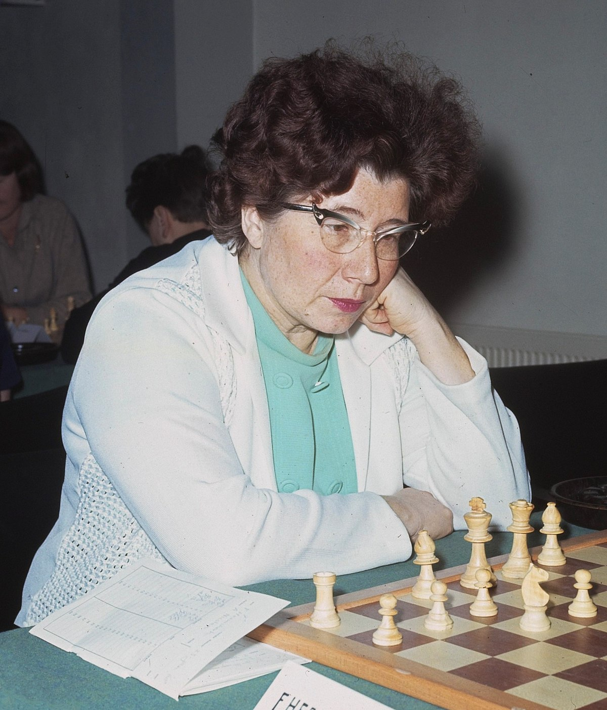 Short biography of Valentina Rubtsova