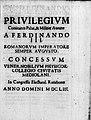Ferdinando III d'Asburgo – Privilegium comitatus palatinus et militiae auratae a Ferdinando Tertio, 1653 – BEIC 15136770.jpg